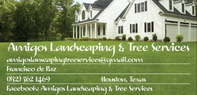 Avatar for Amigos Landscaping & Tree Services Houston, TX Thumbtack
