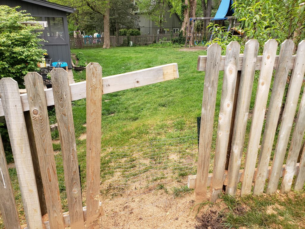 Fence and Gate Repairs - Overland Park 2020