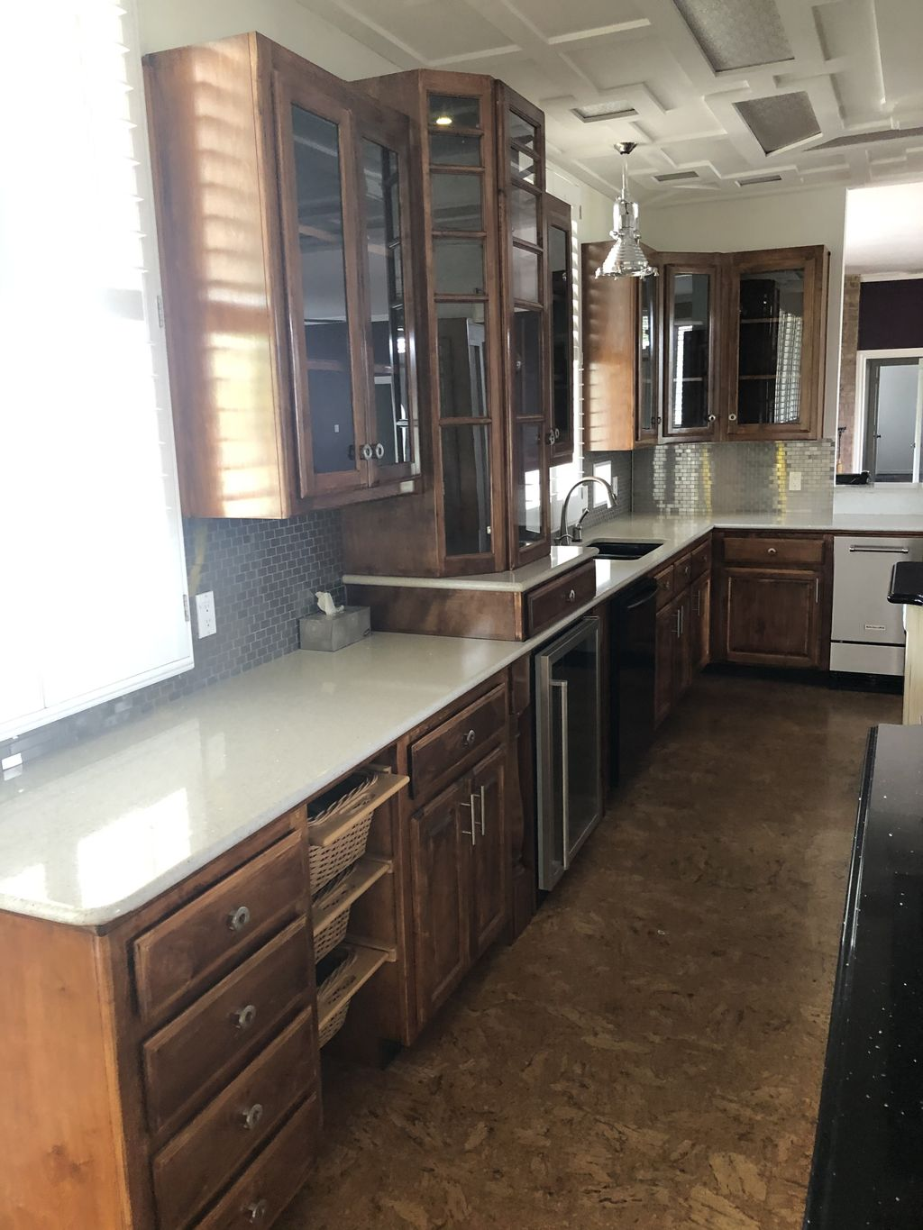 Cabinet and kitchen paint