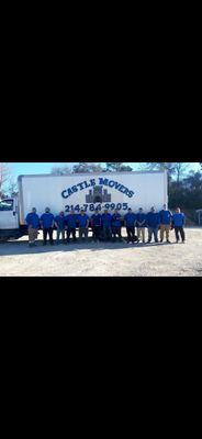 Avatar for Castle Movers Dallas, TX Thumbtack