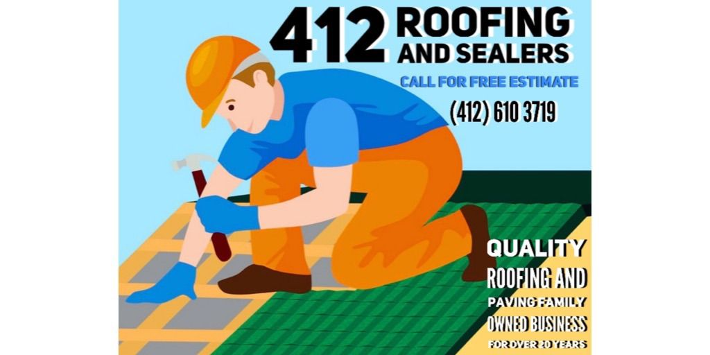412 Roofing and Sealers