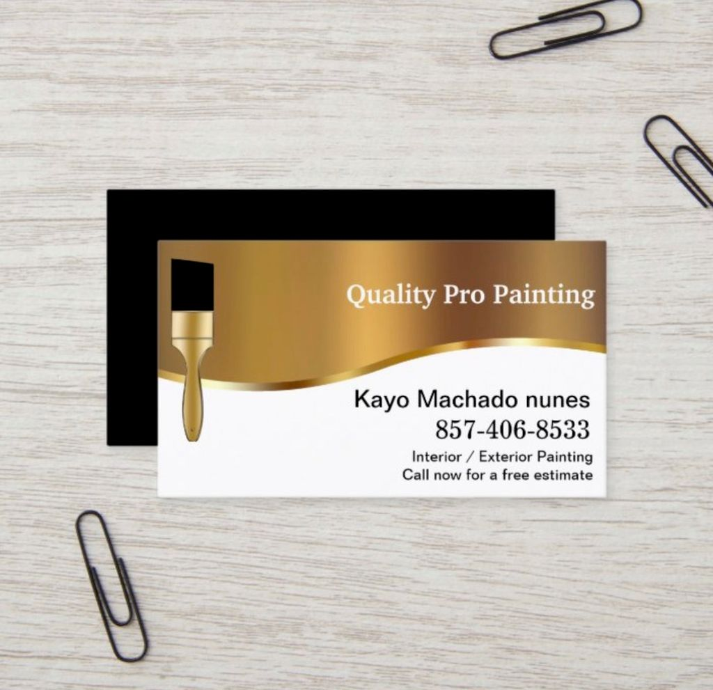 Quality pro painting