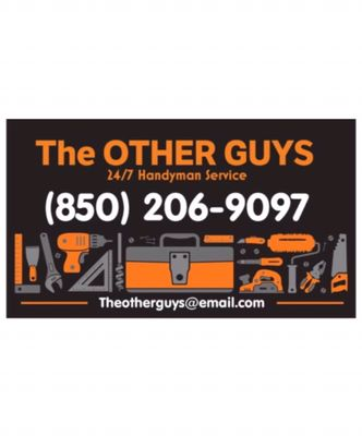 Avatar for Text/Call 8502069097 @ The Other Guys Pensacola, FL Thumbtack