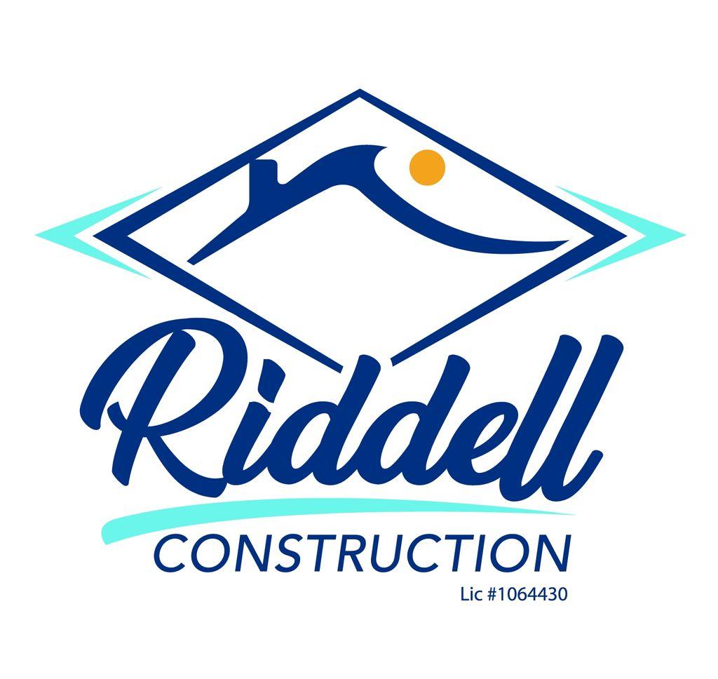 Riddell Construction