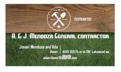 Avatar for A&J Mendoza General Contractor