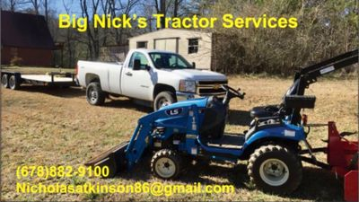 Avatar for Nick's Tractor Services