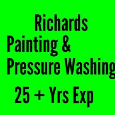 Avatar for Richard's painting and pressure washing
