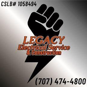 Avatar for Legacy Electrical Service and Construction Vacaville, CA Thumbtack
