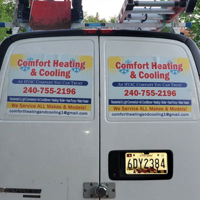 Avatar for Comfort Heating & Cooling / Plumbing