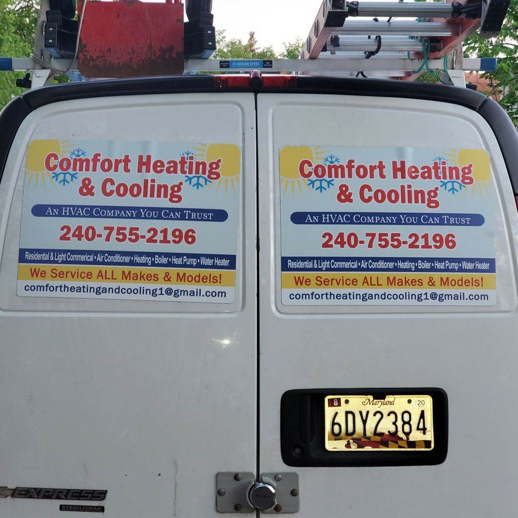 Comfort Heating & Cooling / Plumbing