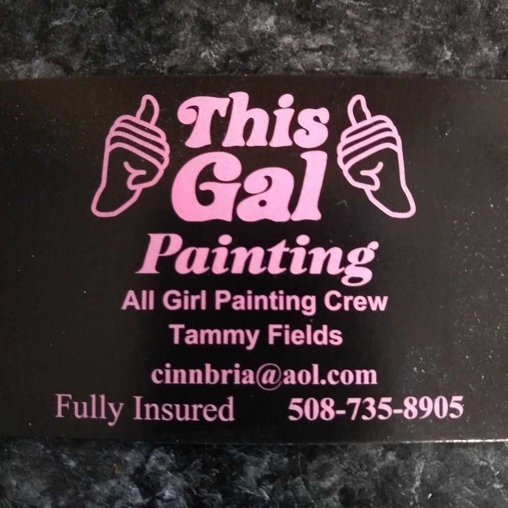 """This Gal"" painting"