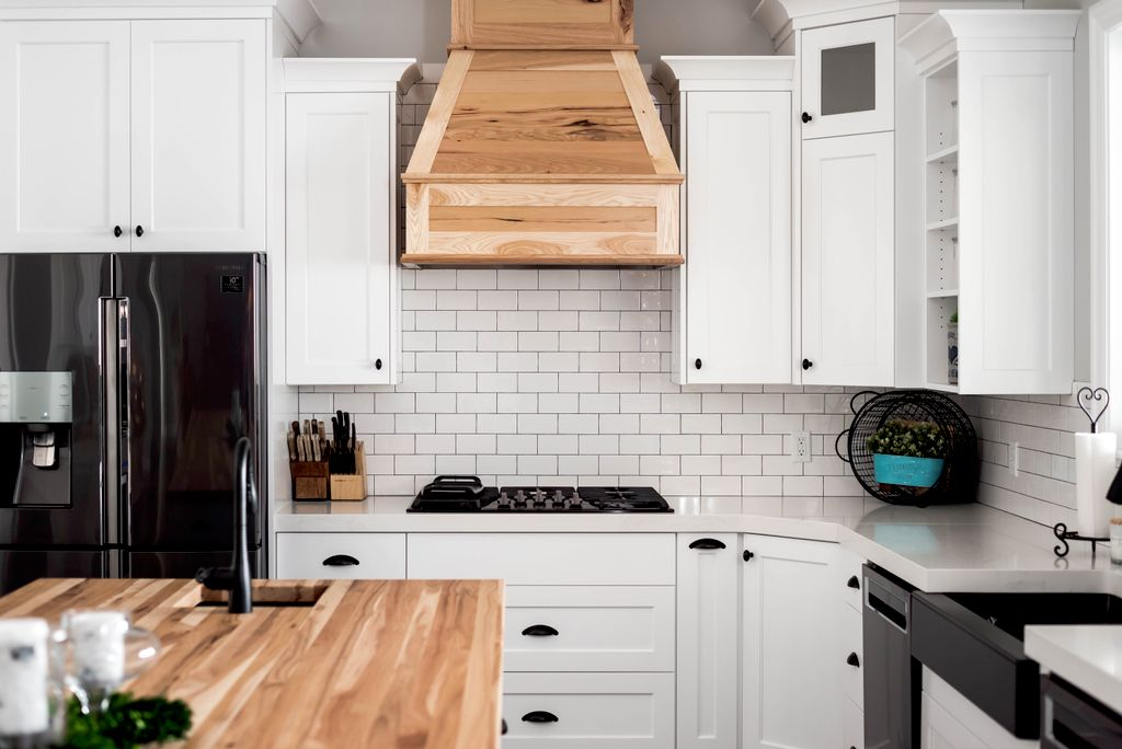 Kitchen remodel for cabinet company