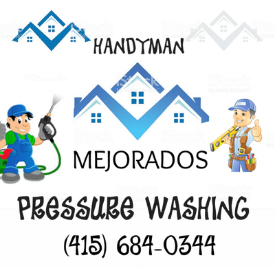 Avatar for Mejorados pressure washing/handyman Hayward, CA Thumbtack