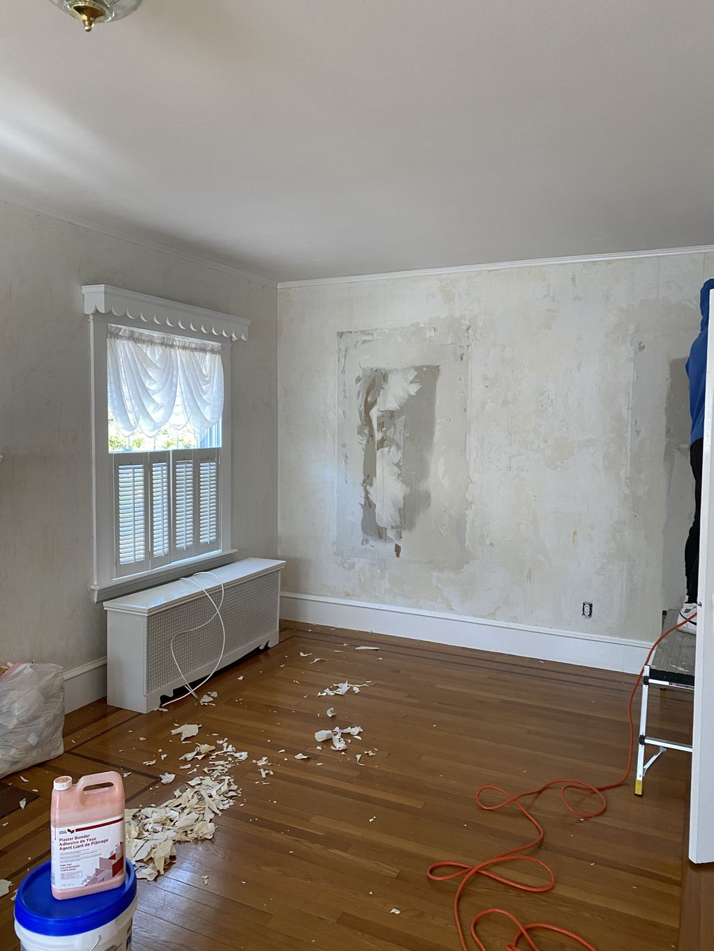 Interior painting 4 rooms