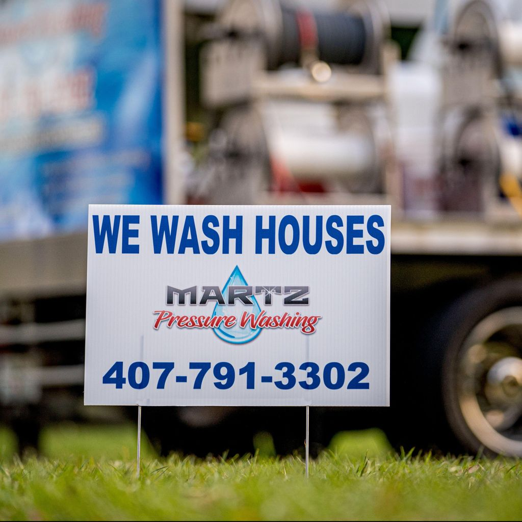 Martz Pressure Washing Inc.