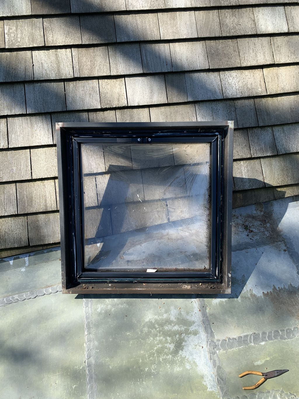 Skylight replacement