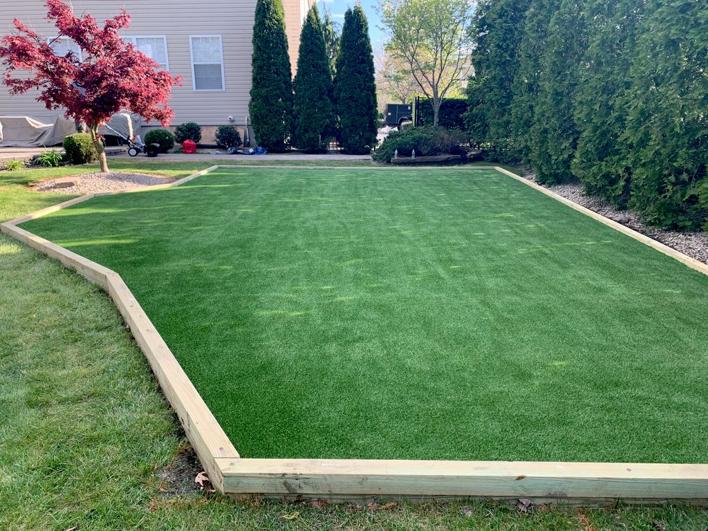 Playground Project Greenr World Artificial Grass w Envirofill