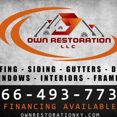 Avatar for Own Restoration LLC