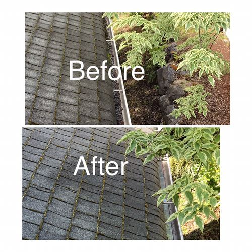 Keep your gutter clean