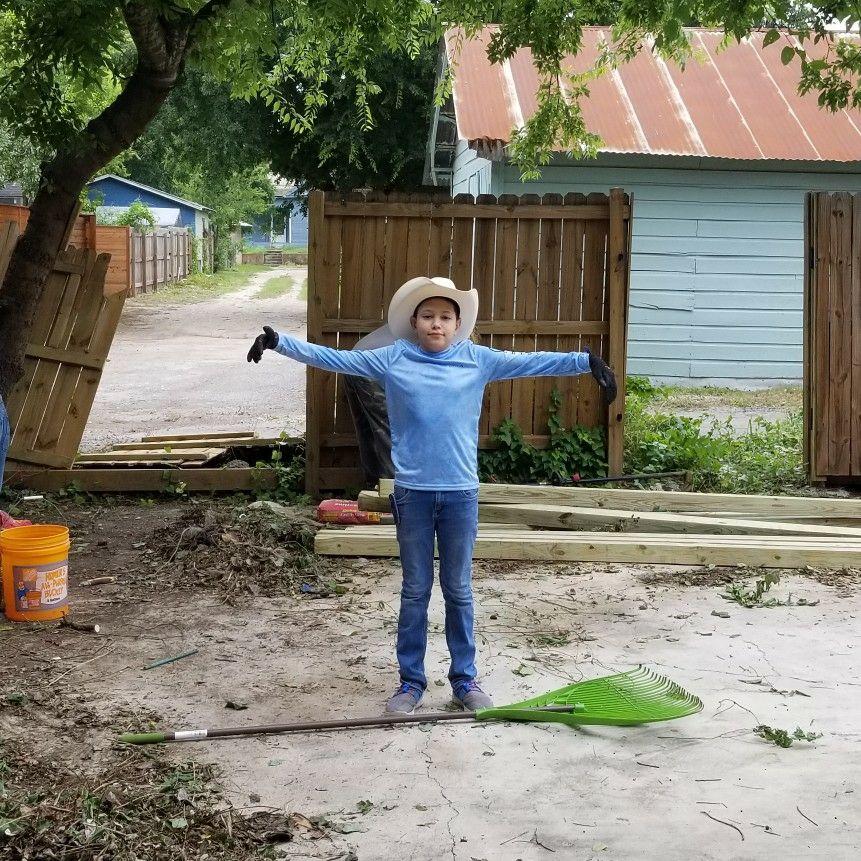 A & A    Fence Installation