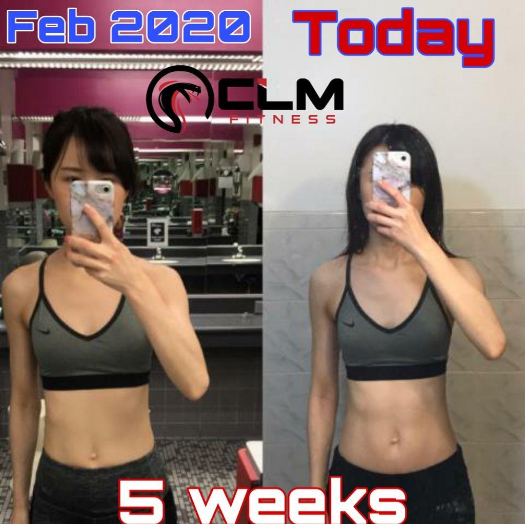 Lean Mass Weight Gain