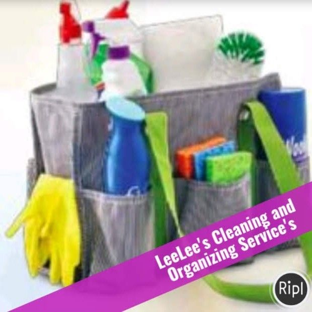 LeeLee's Cleaning and Organizing Service's