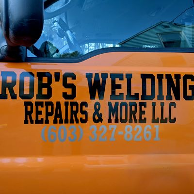 Avatar for Rob's welding repairs & more LLC
