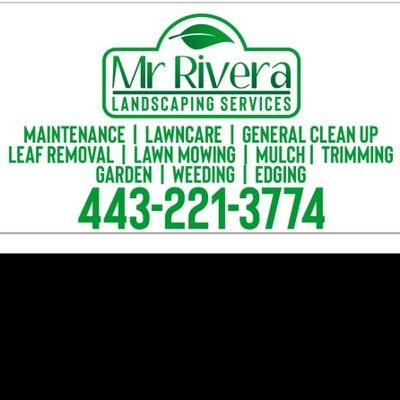 Avatar for Mr Rivera Landscaping