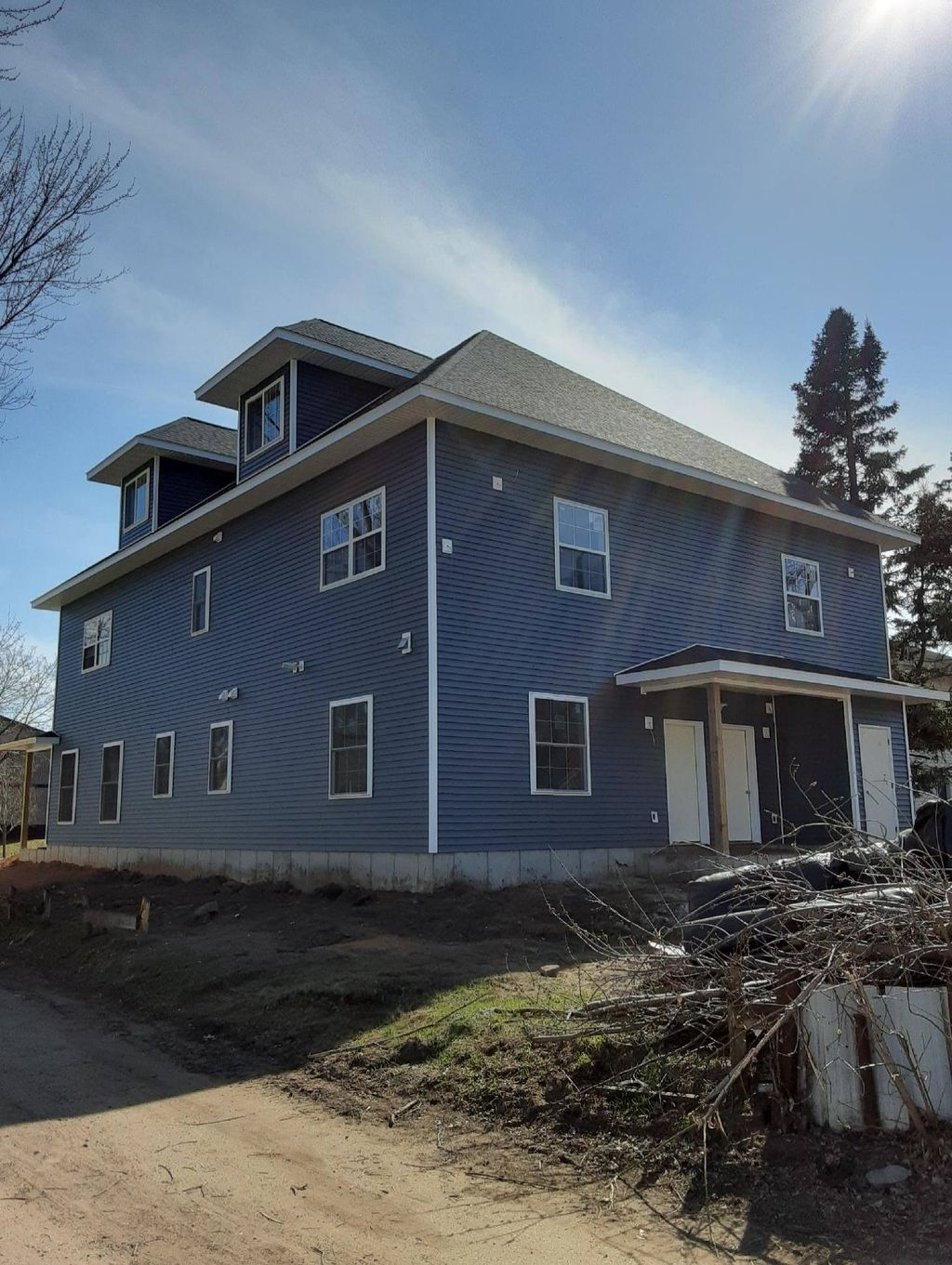 Roofing, Siding, Windows