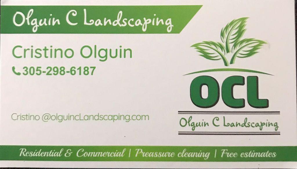 Olguin C Landscaping LLC