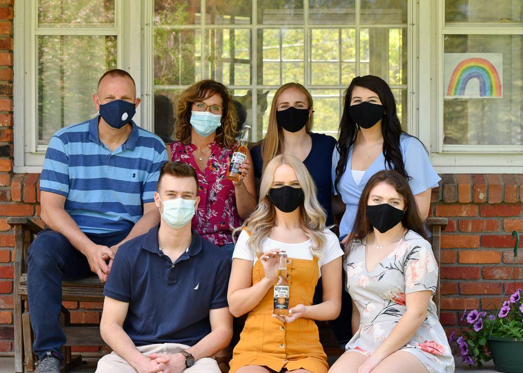 Pandemic Porchtraits