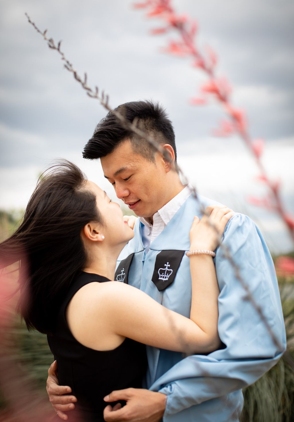 Couples Graduation Photoshoot