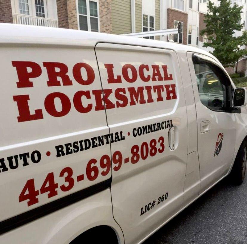 pro local locksmith