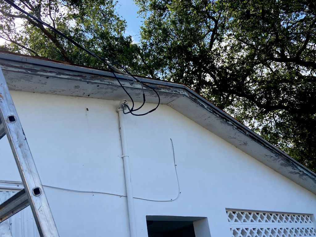 Entire Fascia and soffit Replaced around house