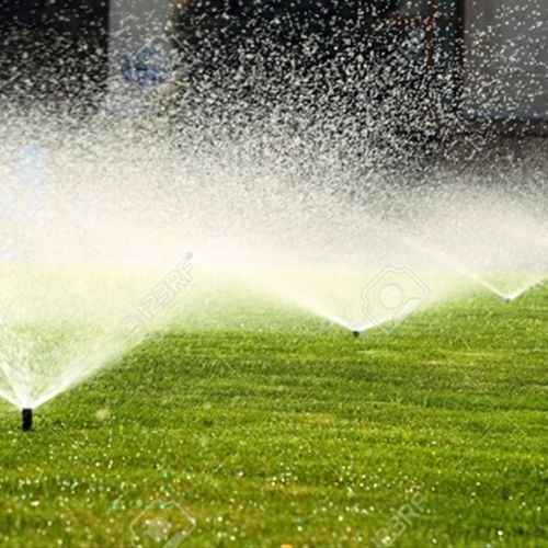 Zoning of Spray Sprinklers