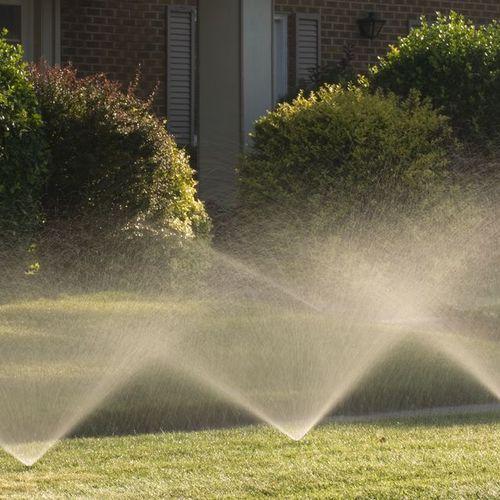Spray Sprinklers