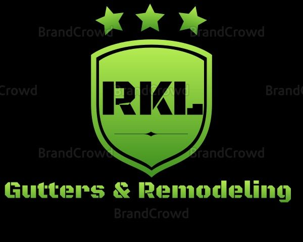 RKL Gutters & Remodeling LLC.