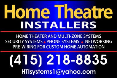 Avatar for Home Theatre Installers