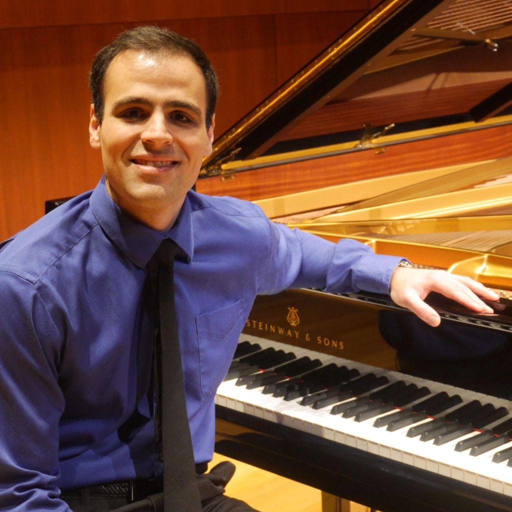 Dr. Alejandro Avila, Piano lessons