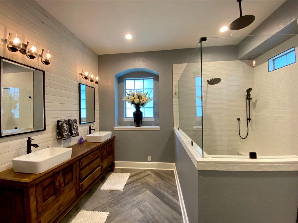 Frisco Bathroom Remodel
