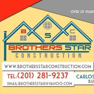 Avatar for Brothers Star Construction LLC Hackensack, NJ Thumbtack