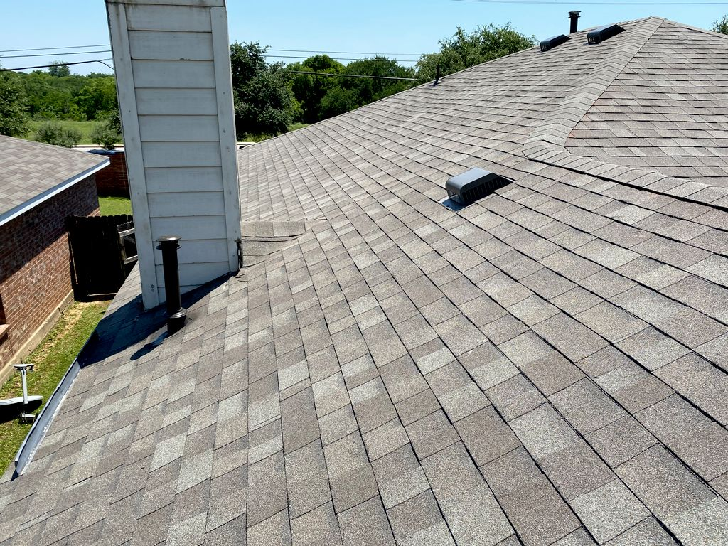 Roof Replacement and Upgraded Roof system