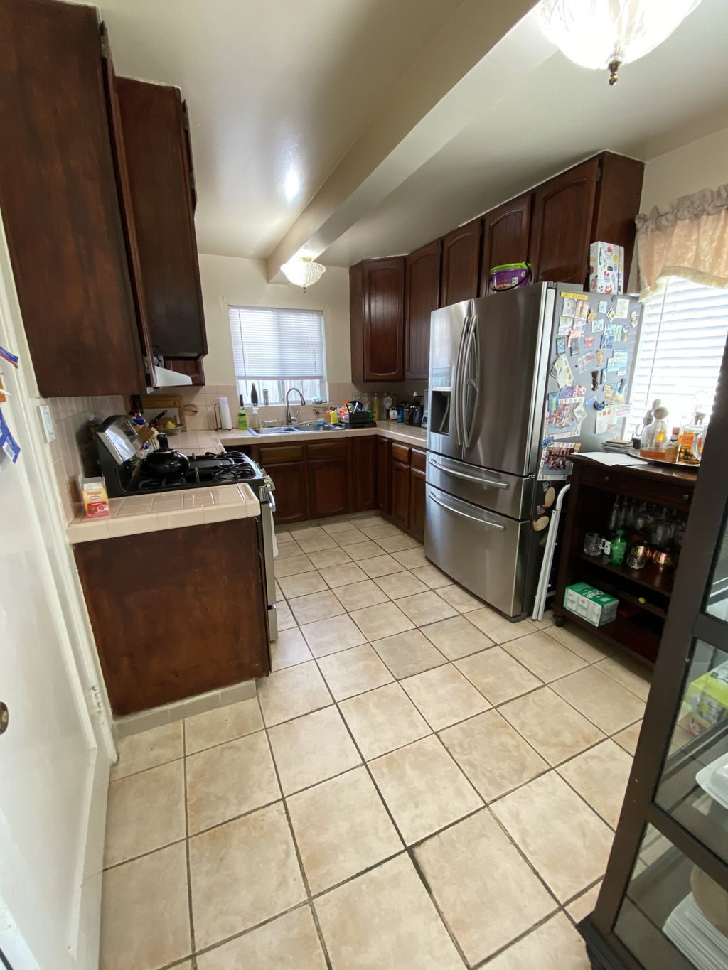 Kitchen remodel like as like