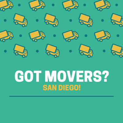 Avatar for Got Movers San Diego?