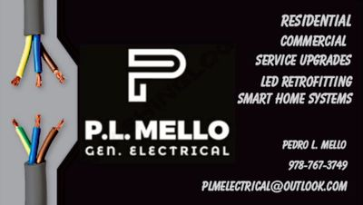 Avatar for P.L. Mello Gen. Electrical