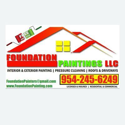 Avatar for foundation paintings llc Coral Springs, FL Thumbtack