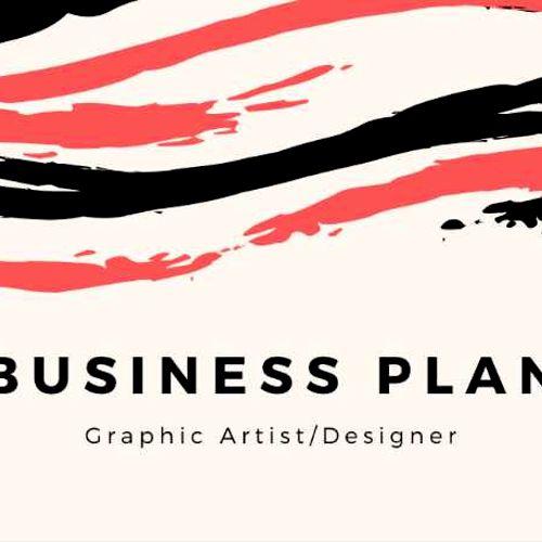 Graphic Artist Business Plan