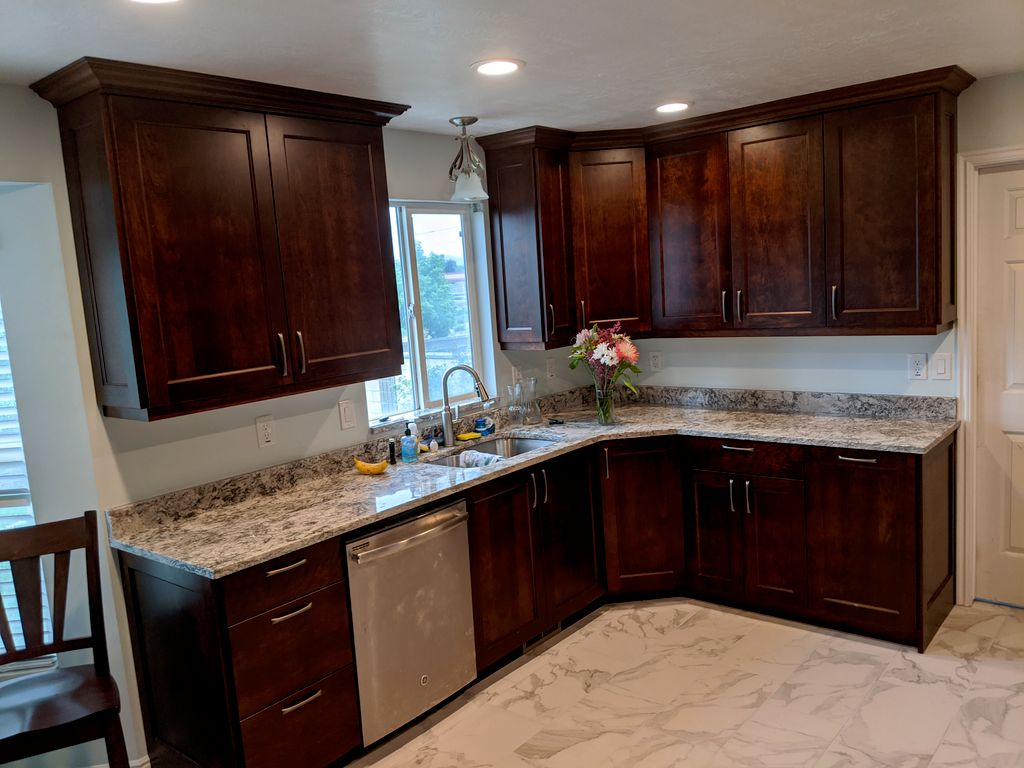 Kitchen remodel & cabinets