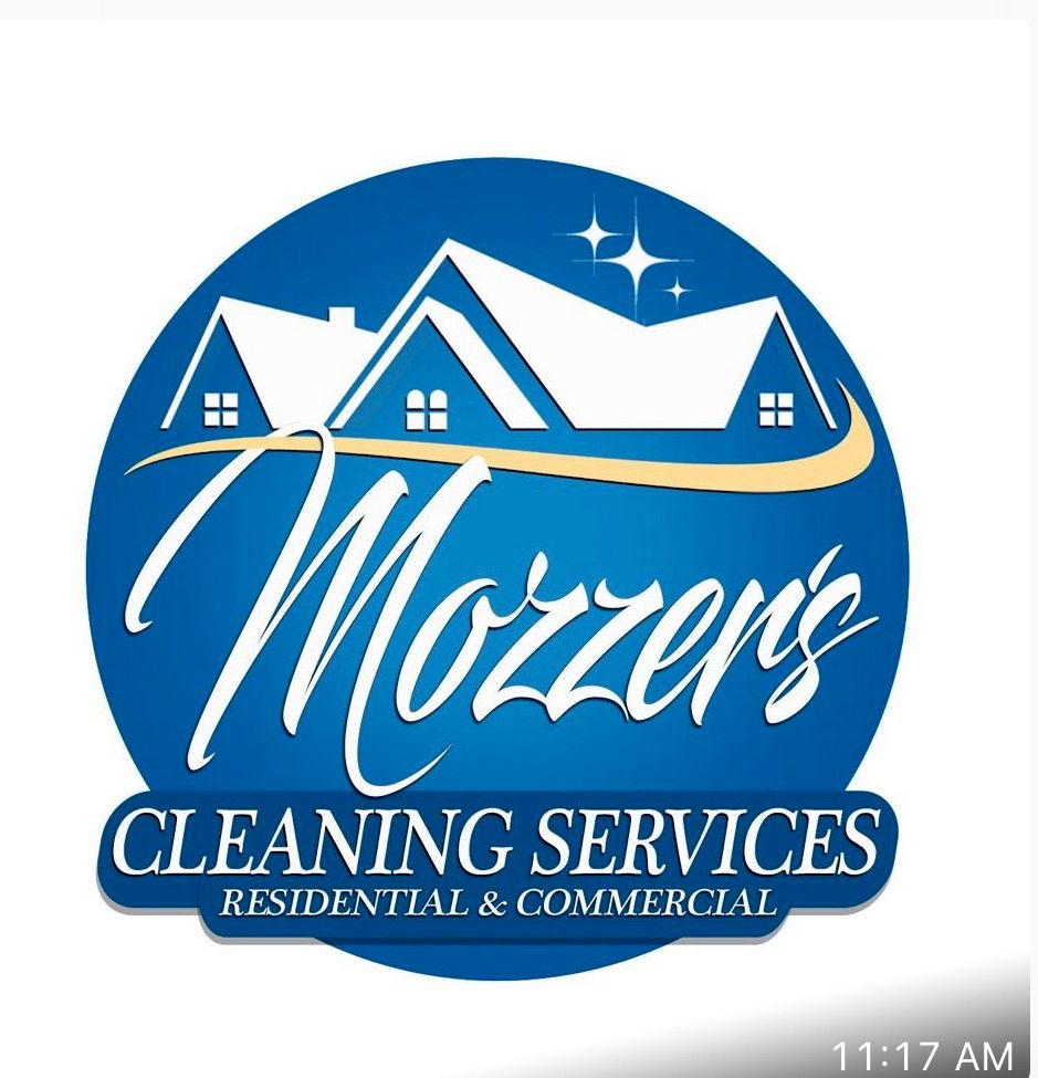 Mozzer's cleaning services🌻