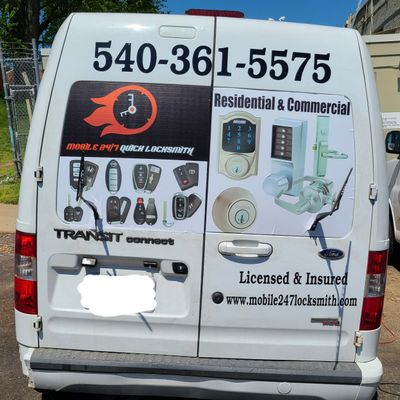 Avatar for Mobile 24/7 Quick Locksmith